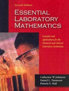 Essential Laboratory Mathematics 2nd edition 9781577666608 1577666607