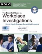 The Essential Guide to Workplace Investigations 2nd Edition 9781413312041 1413312047