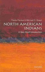 North American Indians: A Very Short Introduction 1st Edition 9780199794324 0199794324