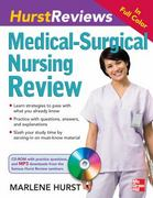 Hurst Reviews Medical-Surgical Nursing Review 1st Edition 9780071597524 0071597522
