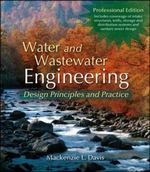 Water and Wastewater Engineering 1st Edition 9780071713849 0071713840