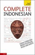 Complete Indonesian with Two Audio CDs: A Teach Yourself Guide 2nd edition 9780071737470 0071737472