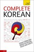 Complete Korean: A Teach Yourself Guide 2nd edition 9780071737586 0071737588