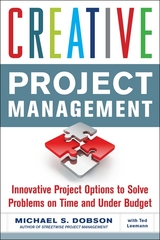 Creative Project Management 1st Edition 9780071739337 0071739335