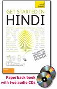 Get Started in Hindi with Two Audio CDs: A Teach Yourself Guide 2nd edition 9780071739481 0071739483