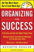 Organizing for Success, Second Edition 2nd Edition 9780071739566 0071739564