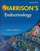 Harrison's Endocrinology, Second Edition 2nd edition 9780071741446 0071741445