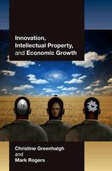Innovation, Intellectual Property, and Economic Growth 1st Edition 9780691137995 0691137994