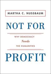 Not For Profit 1st Edition 9780691140643 0691140642