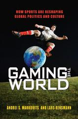 Gaming the World 1st Edition 9780691137513 069113751X