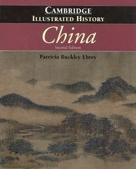 The Cambridge Illustrated History of China 2nd Edition 9780521124331 0521124336