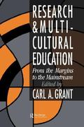 Research In Multicultural Education 1st edition 9781850004769 1850004765