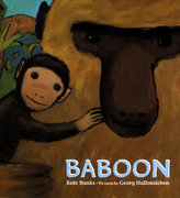 Baboon 1st edition 9780374404734 0374404739
