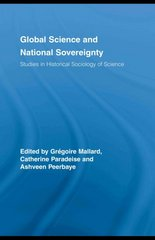 Global Science and National Sovereignty 1st edition 9780203891773 0203891775