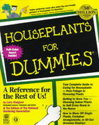 Houseplants For Dummies 1st edition 9780764551024 0764551027