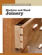 Machine and Hand Joinery 0 9781561588565 1561588563