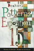 Decker's Patterns of Exposition 15 15th edition 9780321012180 0321012186