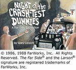 Night of the Crash-Test Dummies 0 9780836220490 0836220498