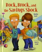 Rock, Brock, and the Savings Shock 0 9780807570944 080757094X