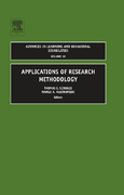 Applications of Research Methodology 1st edition 9780762312955 0762312955