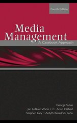 Media Management 5th Edition 9781317458548 1317458540