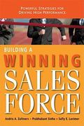Building a Winning Sales Force 1st Edition 9780814410400 0814410405