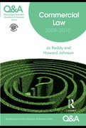 Q&A Commercial Law 2011-2012 6th edition 9780203832868 0203832868