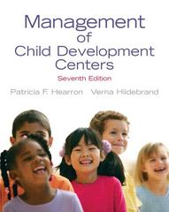 Management of Child Development Centers 7th Edition 9780137029440 0137029446