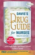 Davis's Drug Guide for Nurses 12th edition 9780803623095 0803623097