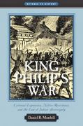 King Philip's War 1st Edition 9780801896286 0801896282