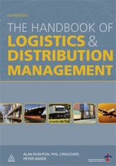 Logistics and Distribution Management 4th edition 9780749457143 0749457147