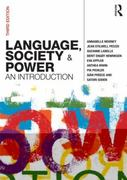 Language, Society and Power 3rd edition 9780415576598 0415576598