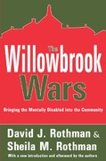 The Willowbrook Wars 0 9780202307572 0202307573