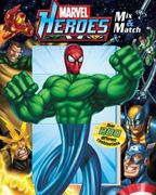 Marvel Heroes: Mix & Match 0 9780794412296 0794412297
