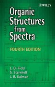 Organic Structures from Spectra 4th edition 9780470319277 0470319275