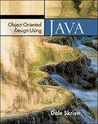 Object-Oriented Design Using Java 1st edition 9780072974164 0072974168