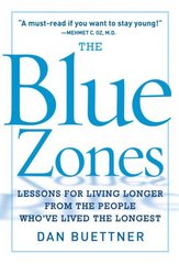 The Blue Zones 1st Edition 9781426202742 1426202741
