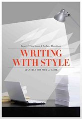 Writing with Style 4th Edition 9780840031983 084003198X