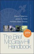 The Brief McGraw-Hill Handbook with MLA &amp. APA Updates 1st edition 9780077396220 0077396227