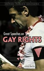 Great Speeches on Gay Rights 0 9780486475127 0486475123
