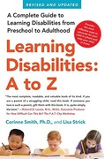Learning Disabilities: A to Z 0 9781439158692 143915869X