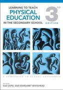 Learning to Teach Physical Education in the Secondary School 3rd edition 9780415561648 0415561647