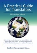 A Practical Guide for Translators 5th edition 9781847692597 1847692591