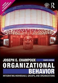 Organizational Behavior 5th Edition 9781317363712 131736371X