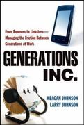 Generations Inc. 1st Edition 9780814415733 0814415733