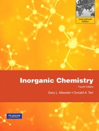 Inorganic Chemistry 4th edition 9780136153832 0136153836