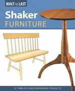Shaker Furniture 0 9781565234673 1565234677