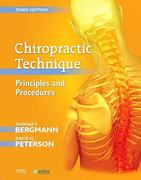 Chiropractic Technique 3rd Edition 9780323049696 0323049699