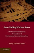 Fact-Finding Without Facts 1st edition 9780521111157 0521111153