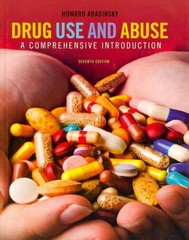 Drug Use and Abuse 7th edition 9780495809913 0495809918